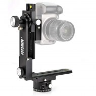 FOTOMATE 360 Grad Panorama Tripod Head Gimbal Bracket Kit
